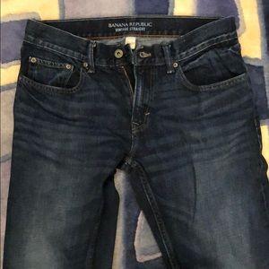 Banana Republic Vintage Straight Jeans